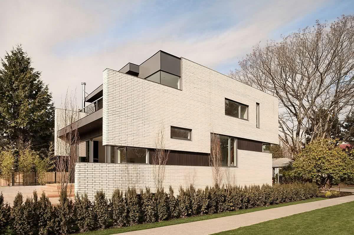 Façades de maisons modernes 2019 + 70 photos - Housekeeping ...