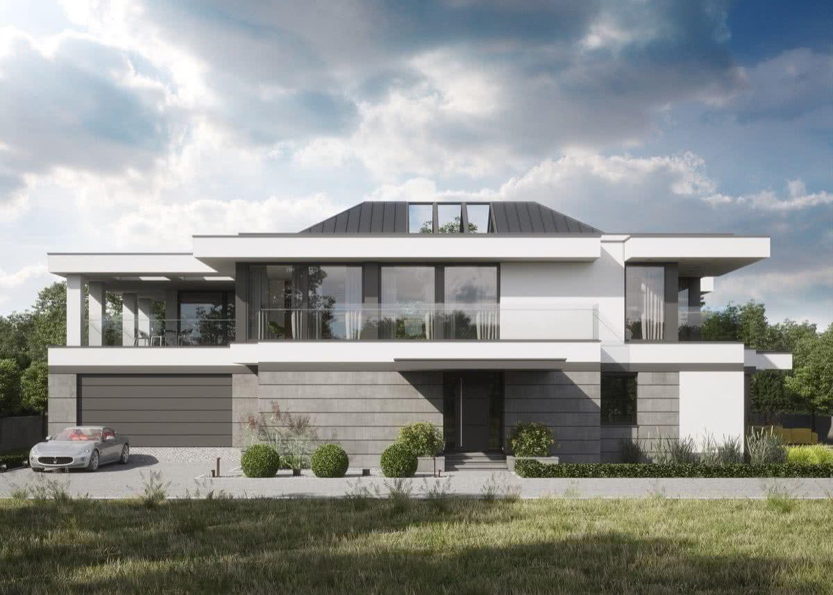 Couleur Exterieur Maison Contemporaine couleurs extérieures et façades des maisons 2020 2019