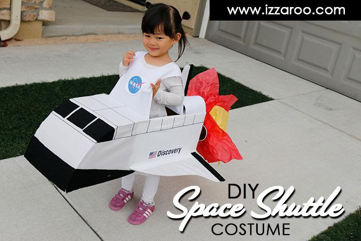 Costume de navette spatiale pour enfants