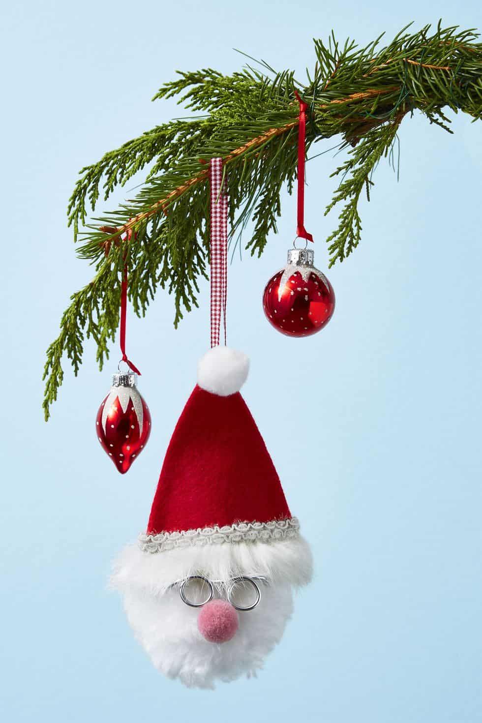 lanuginoso Babbo Natale