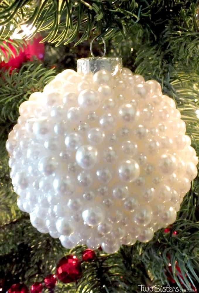 Crăciunul ornamente de Crăciun Bead