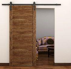 Portes coulissantes en bois