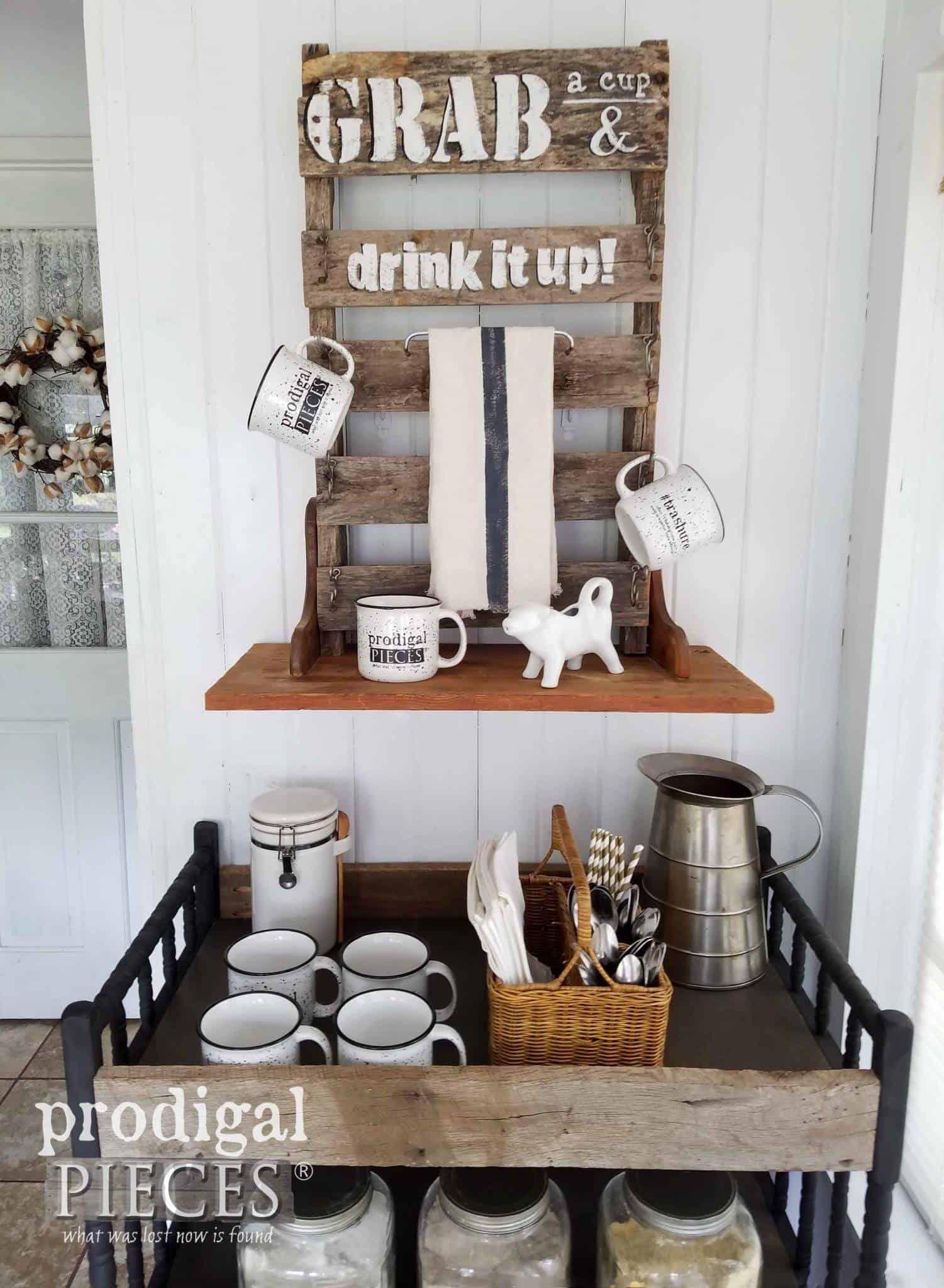 Café de la ferme