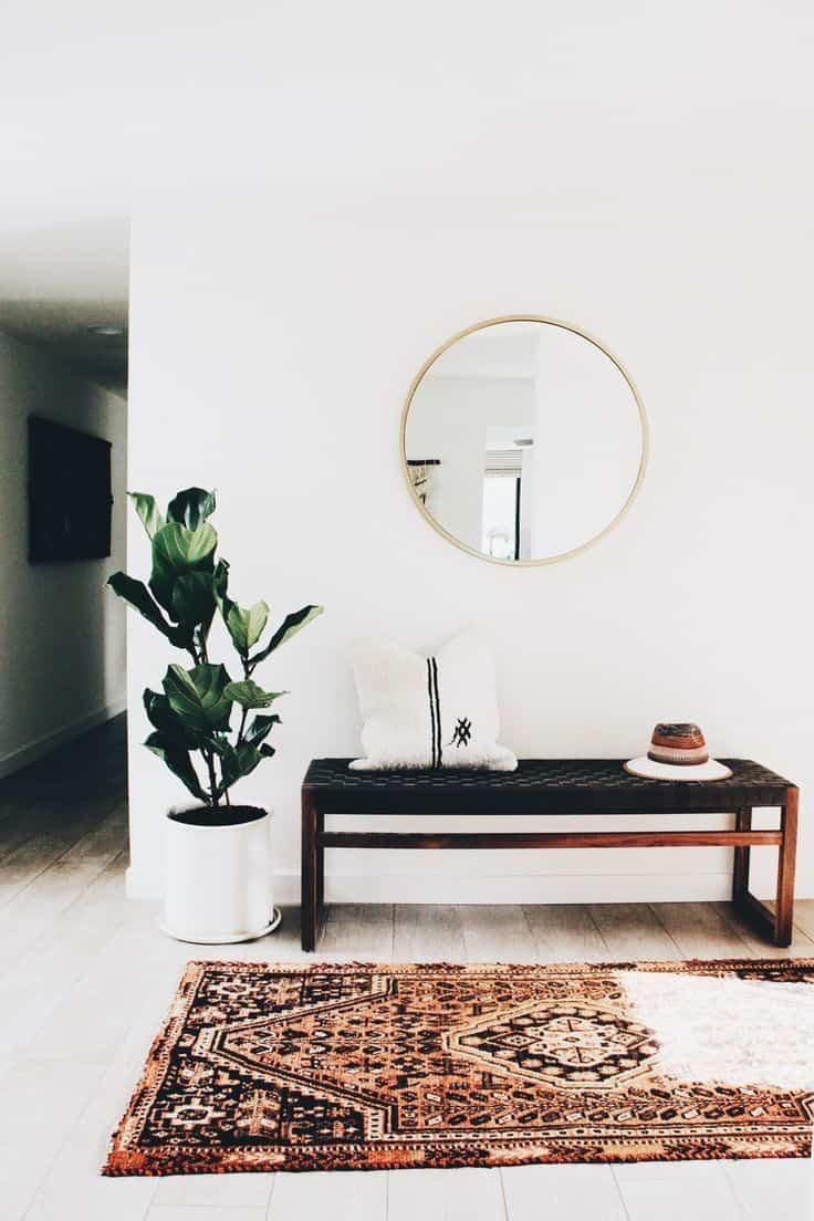 Idées simples de décoration de foyer