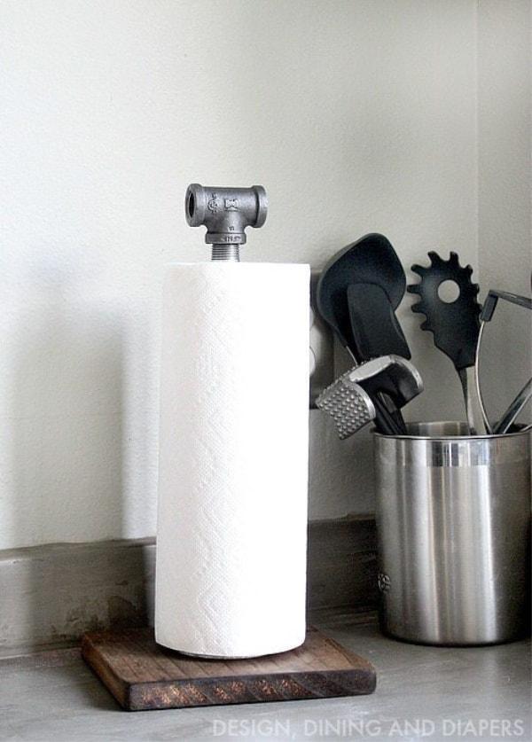 Porte-serviettes en papier industriel 2