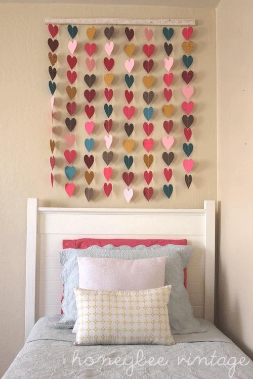 Idées de bricolage pour une chambre de fille - Housekeeping ...