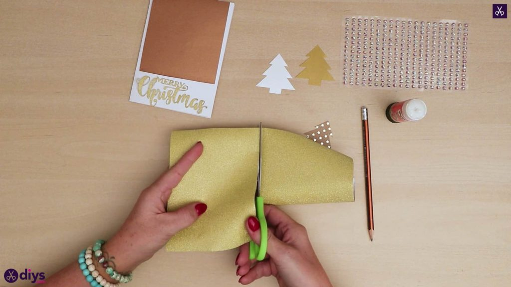 Banderoleuse de cartes de Noël