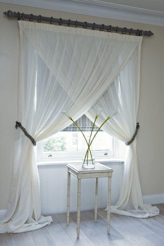 Fenêtres en couches