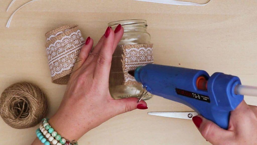 Bricolage Vintage Mason Jar Craft Craft Colle