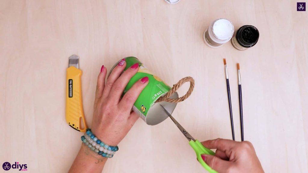 Boîte de coupe de butoir de porte en béton bricolage
