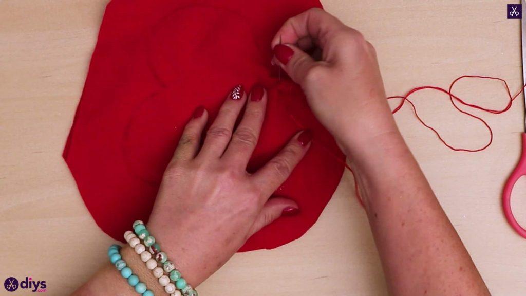 Comment faire un coussin cardiaque 5 a