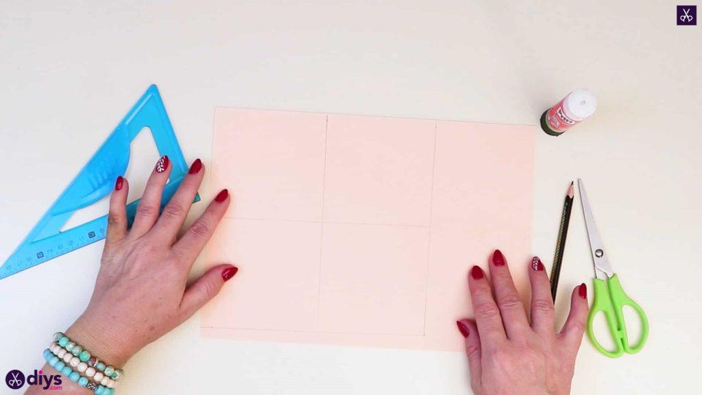 Papier rose bricolage papier réaliste