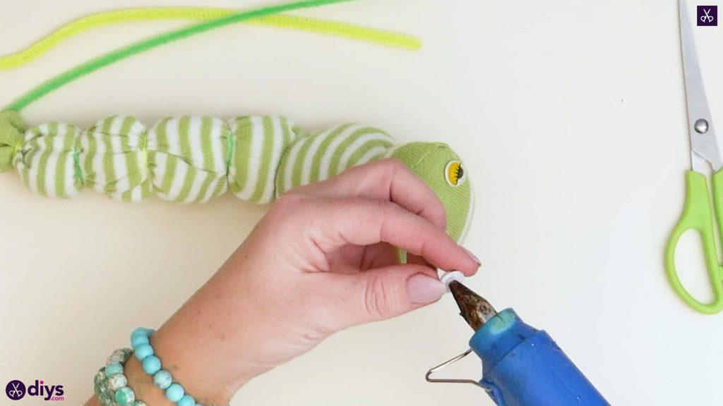 Pièce maîtresse de cage miniature bricolage étape 4c