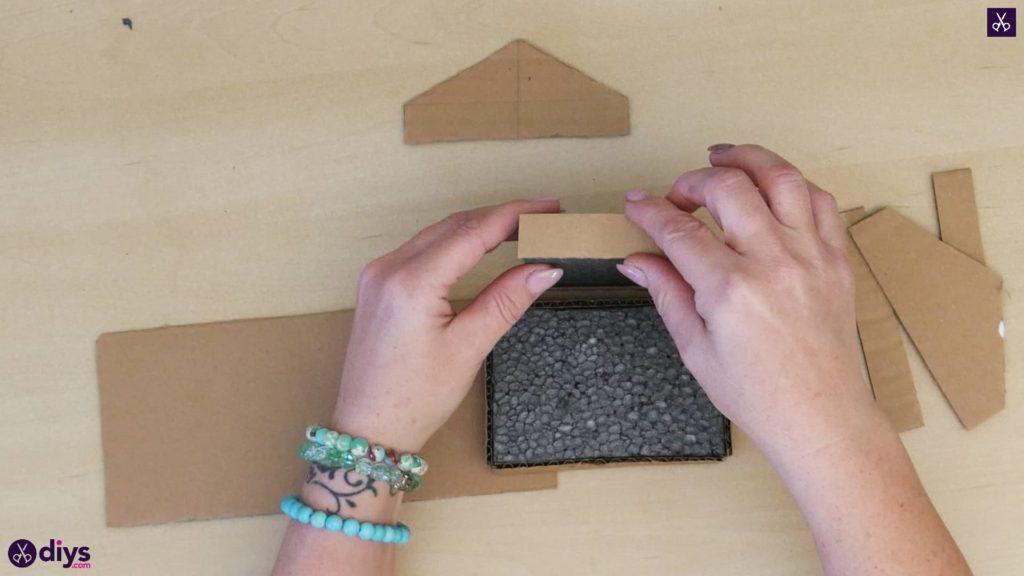Pièce maîtresse de cage miniature bricolage Étape 5L