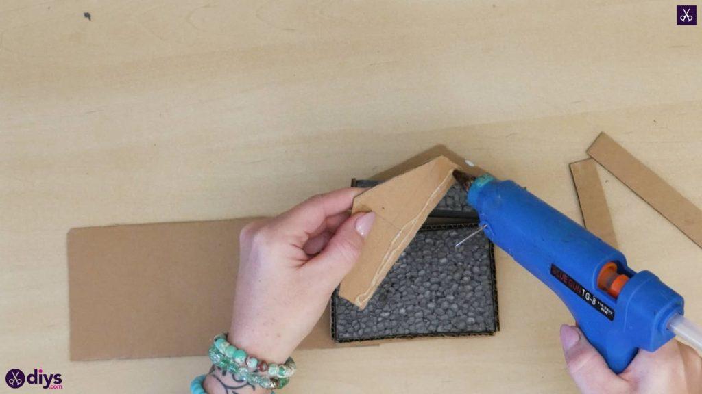 Pièce maîtresse de cage miniature bricolage Étape 5R