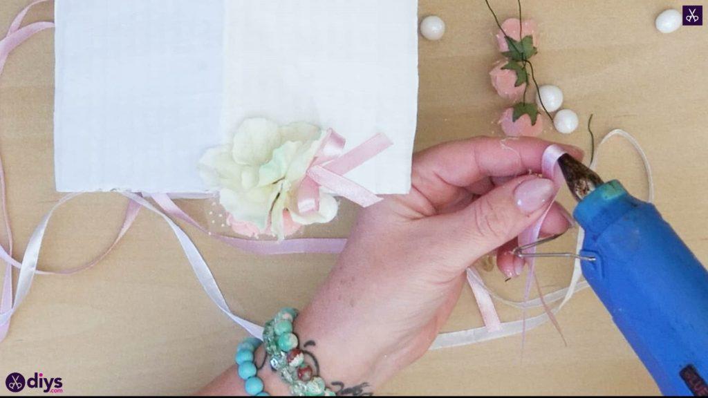 Pièce maîtresse de cage miniature bricolage Étape 10N