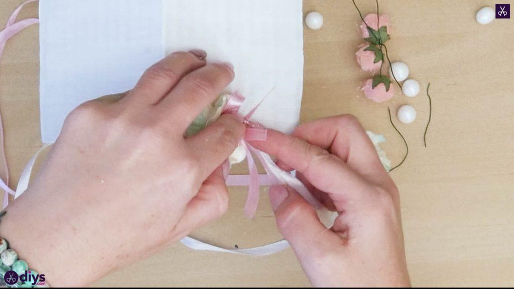 Pièce maîtresse de cage miniature bricolage étape 10c