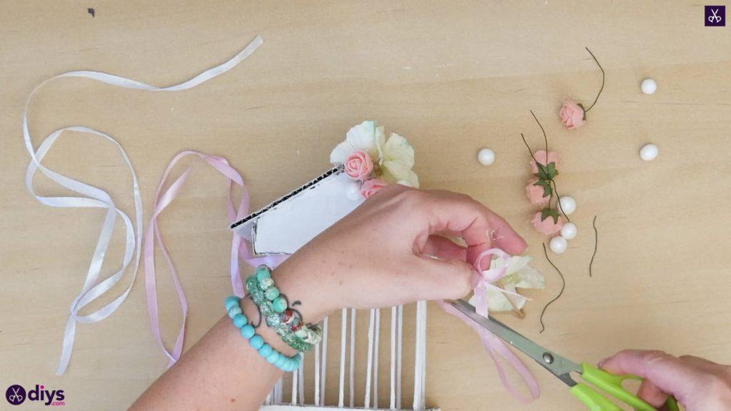 Pièce maîtresse de cage miniature bricolage étape 10e