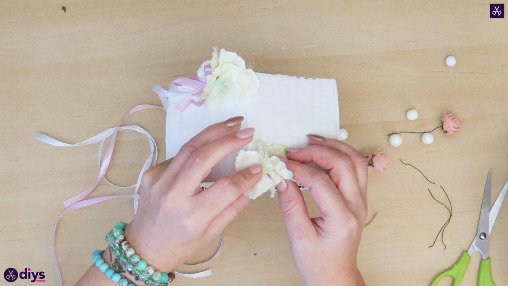 Pièce maîtresse de cage miniature DIY étape 10i