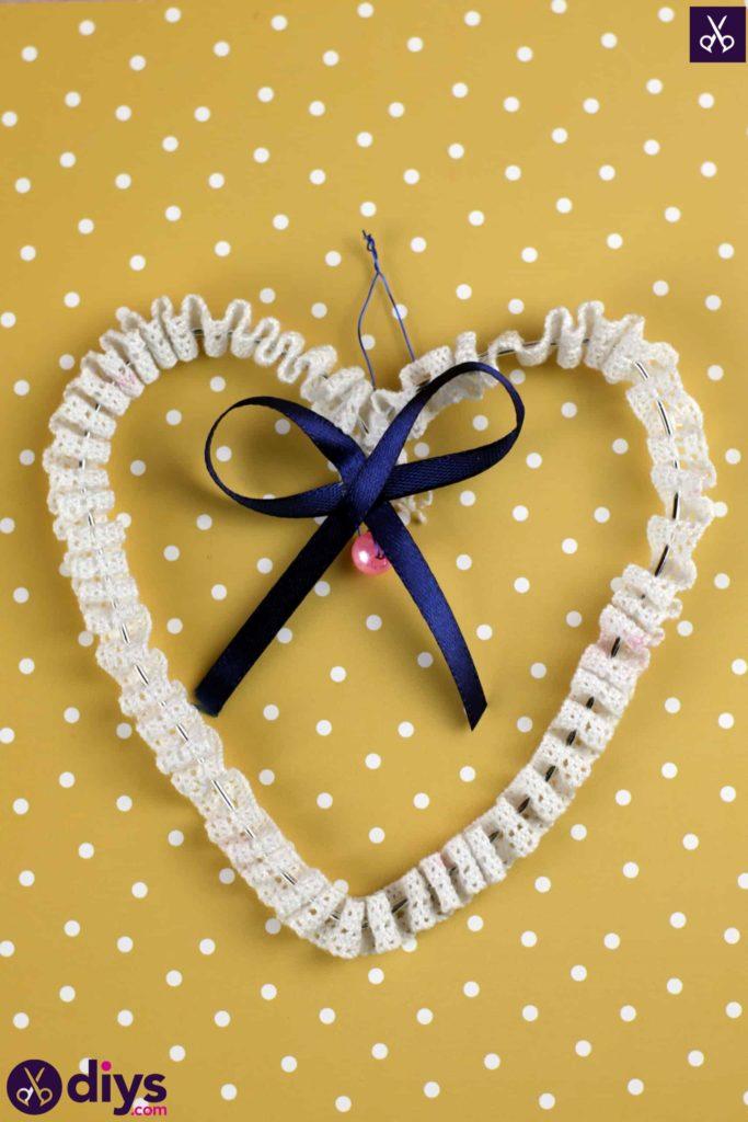 Arc de décoration coeur mariage bricolage