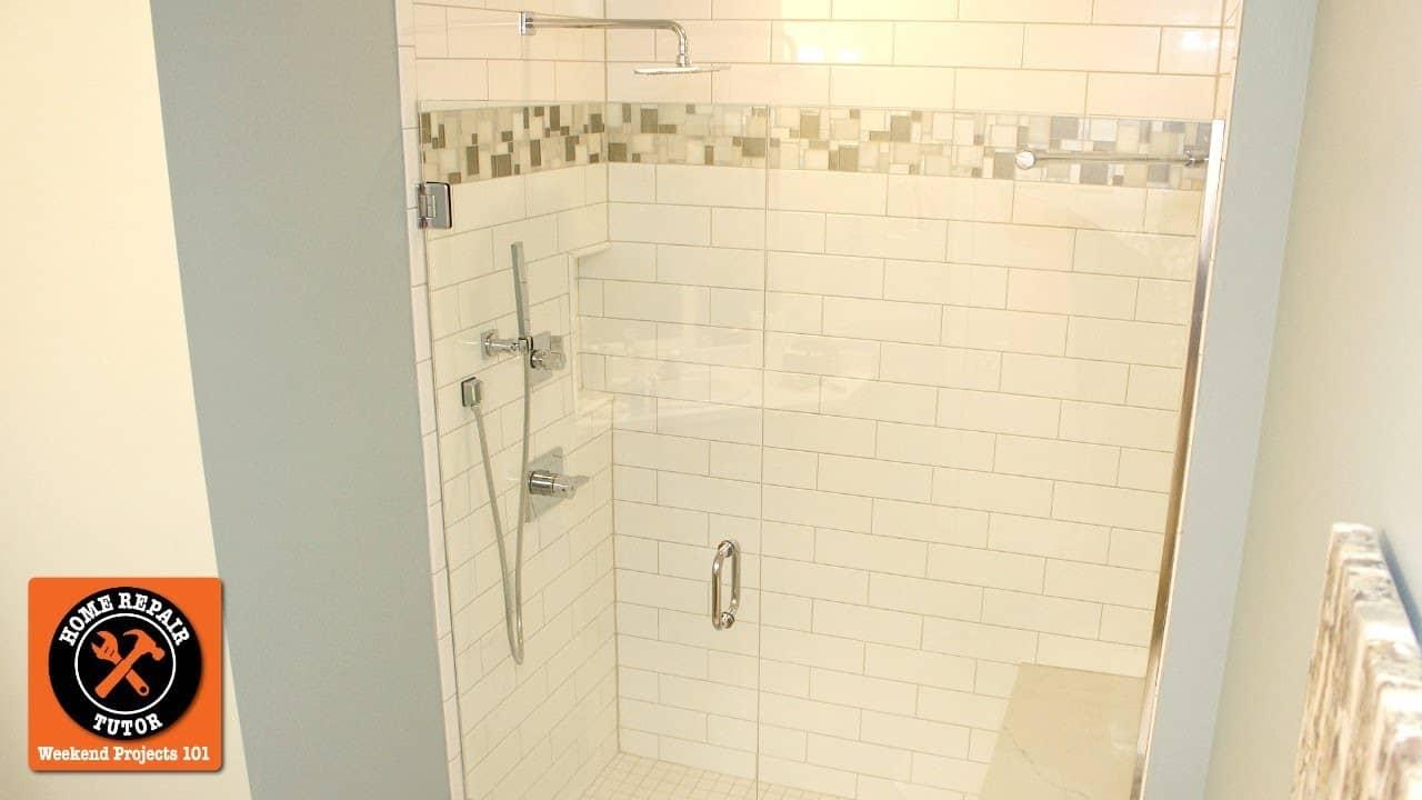 Conseils rapides pour une douche à l'italienne Sunway