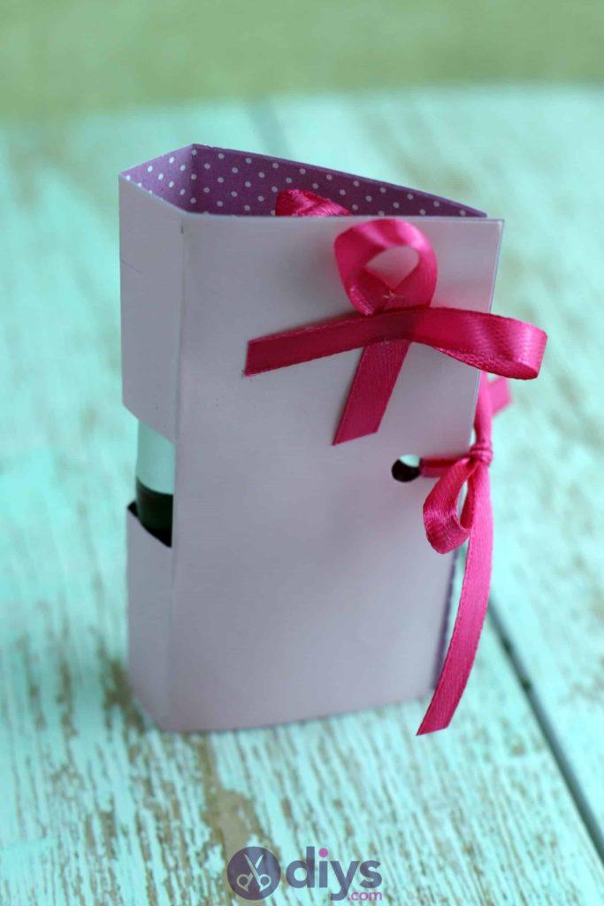 Carte cadeau bricolage rouge à lèvres