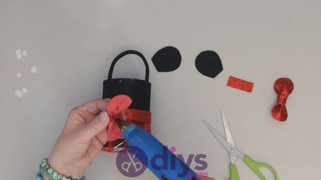 Boîte de conserve Minnie Mouse étape 112
