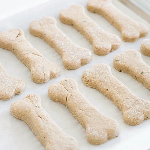 Friandises maison faciles à deux ingrédients pour chien