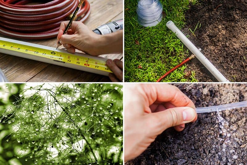 Comment mettre en place un système d'irrigation peu coûteux pour les petits jardins