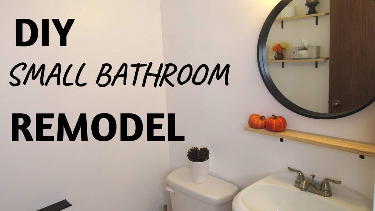 Relooking de salle de bain