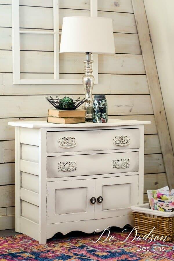 Upcycling de meubles de style vintage
