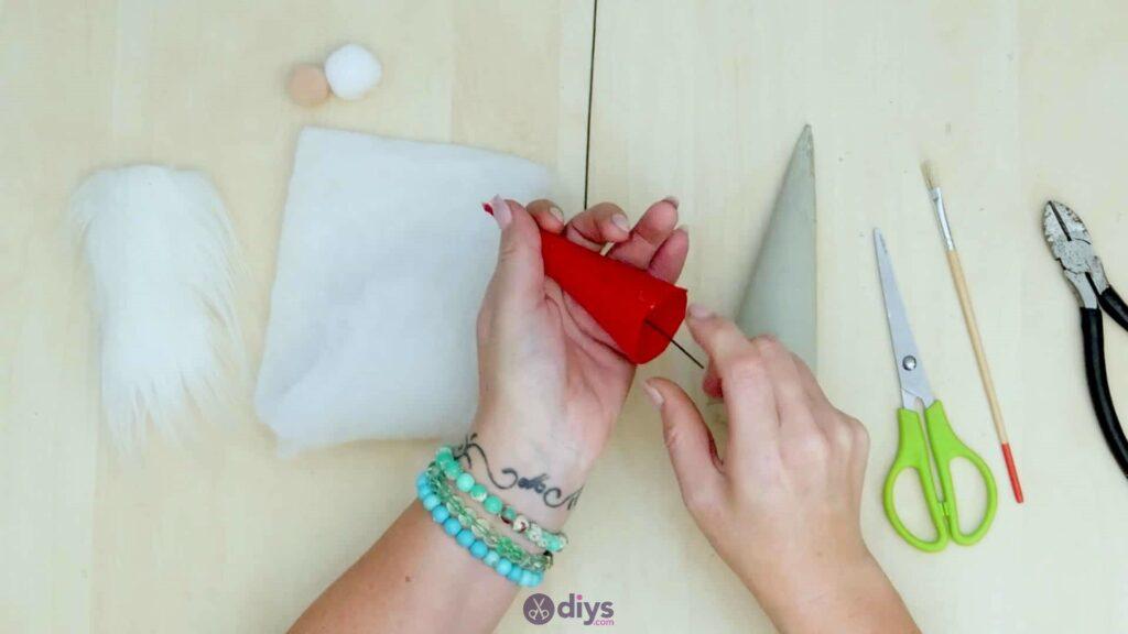 Bricolage nains de jardin en béton étape 8c