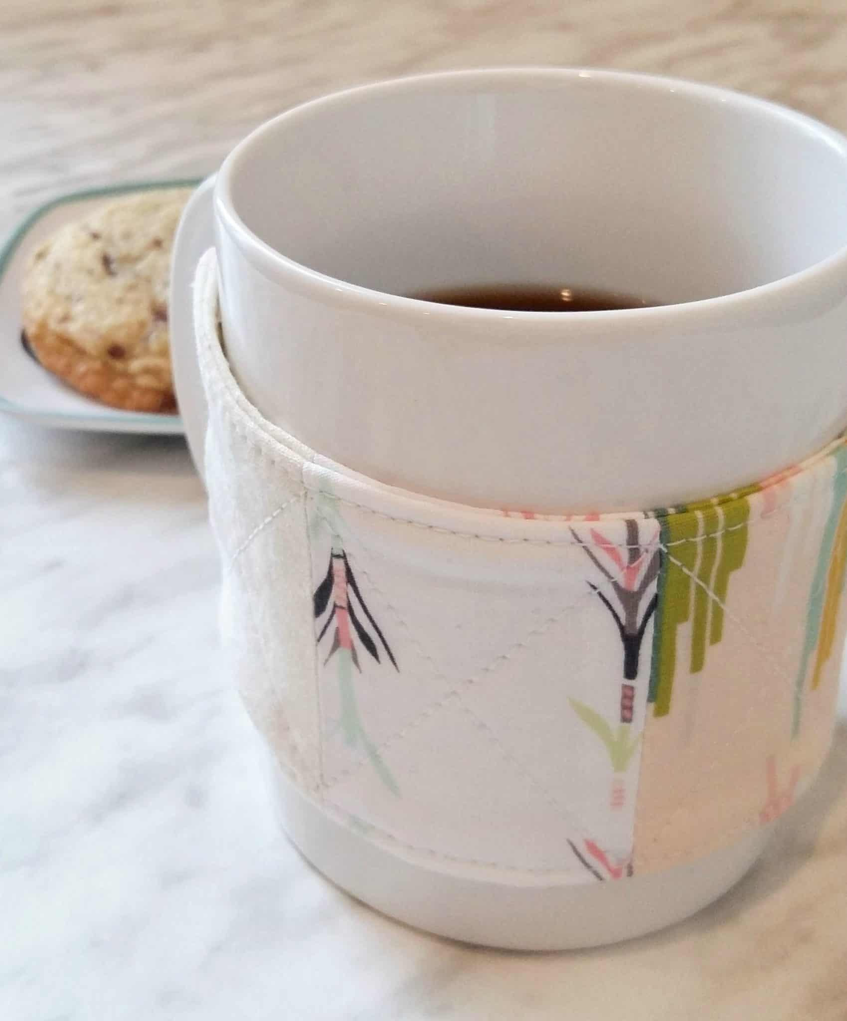 Tasse à café cosy DIY