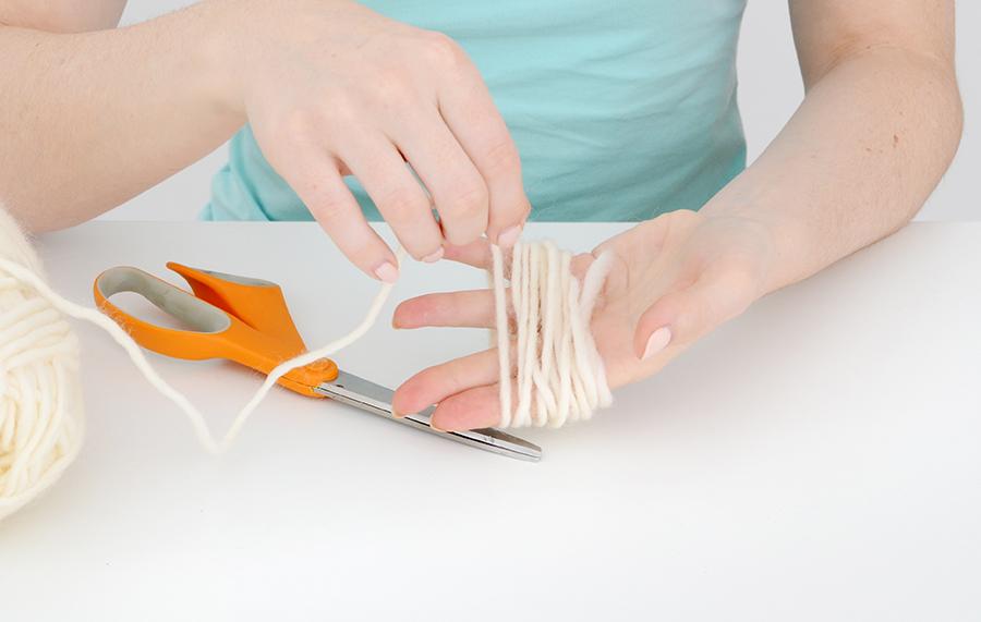 Housse de coussin à franges bricolage Boho 2