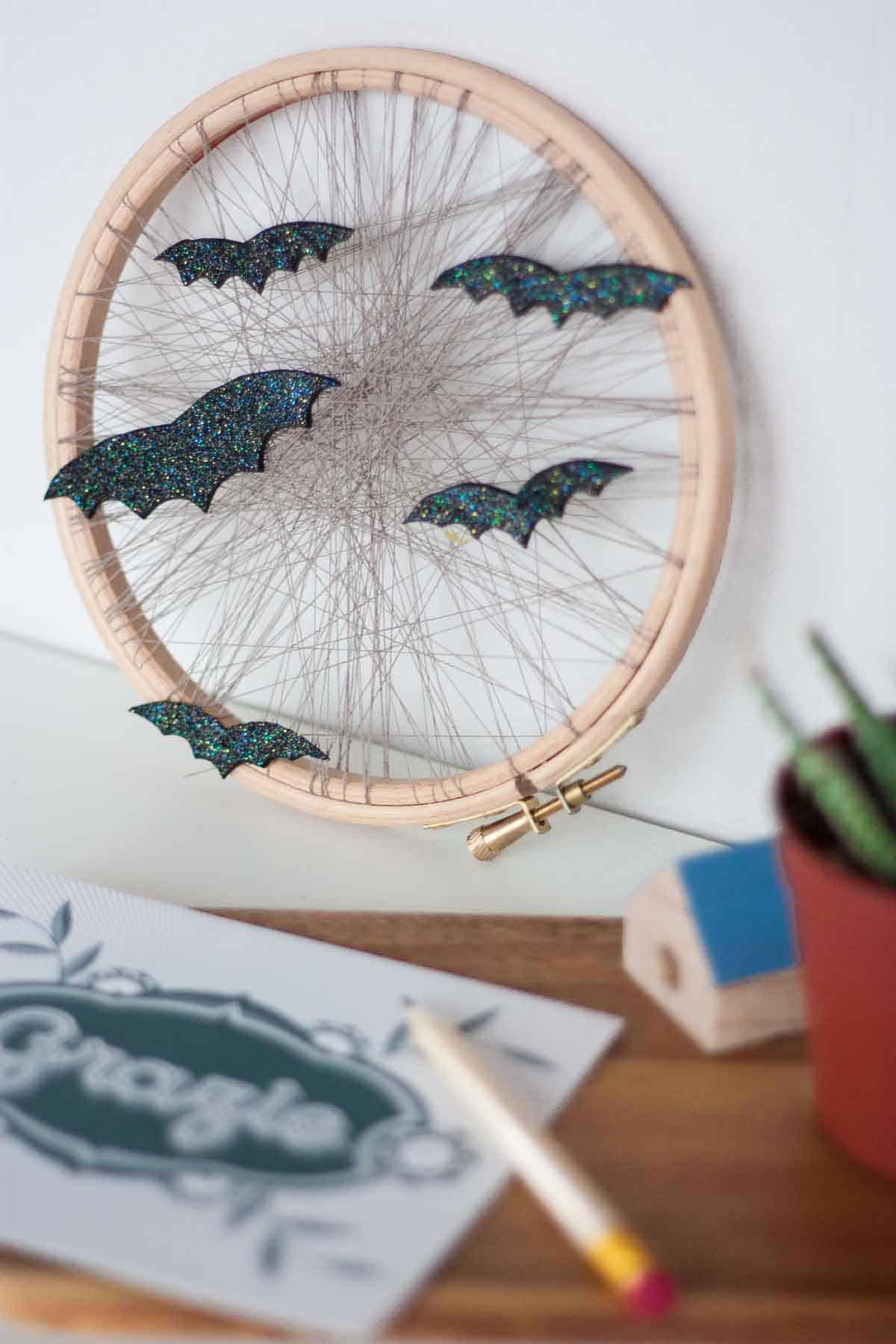 Art et artisanat d'Halloween