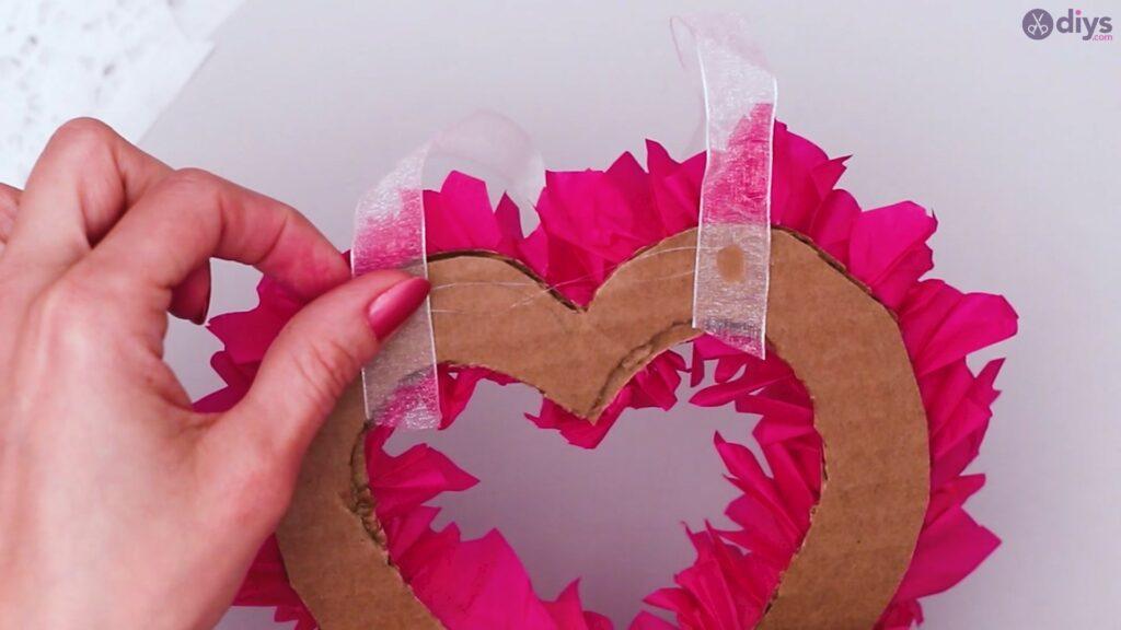 Papier de soie bricolage coeur gonflé étape 1 (35)