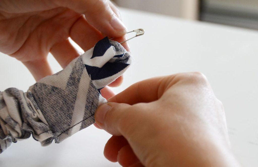 Tutoriel de couture de courroie d'appareil photo Entier