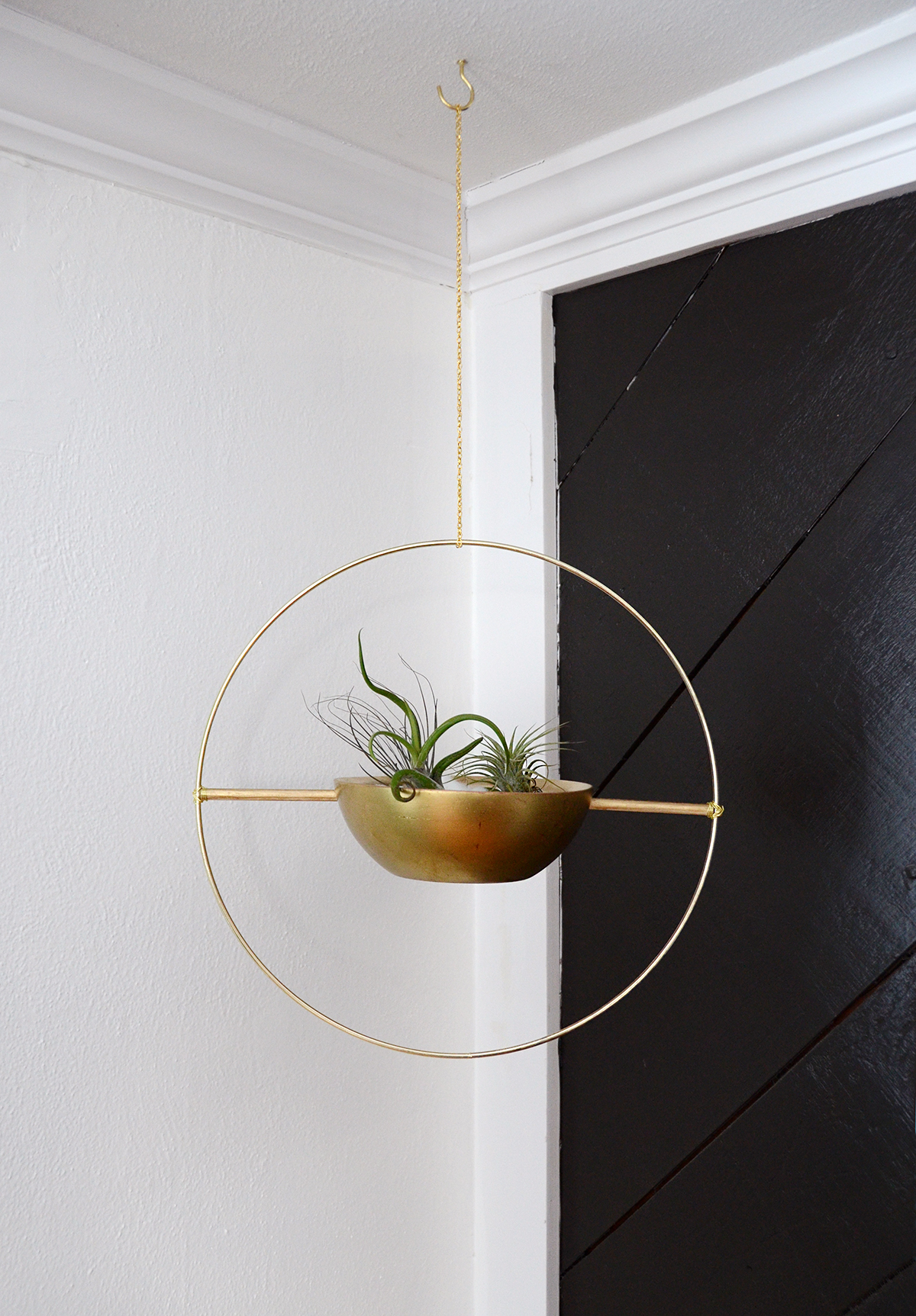 jardinière suspendue en airplant Urban Outfitters Knockoff 11