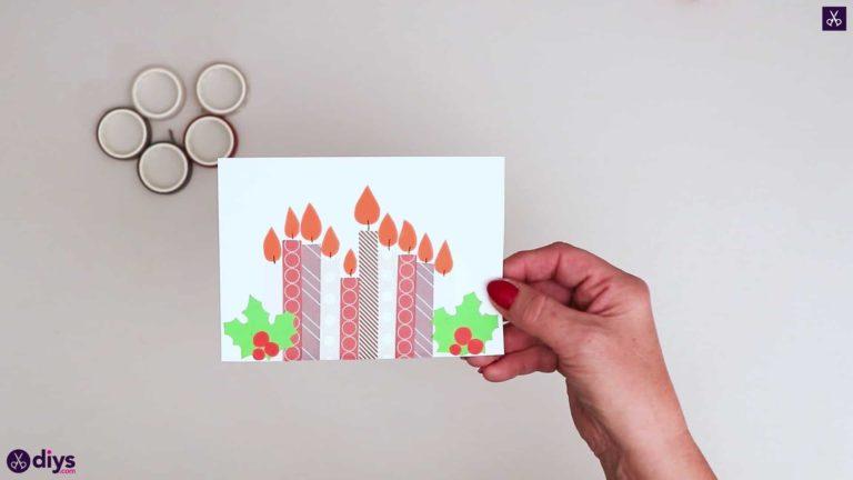 Carte d'anniversaire bricolage 768x432