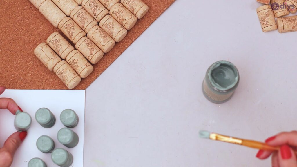 Porte-serviettes en liège vin (15)