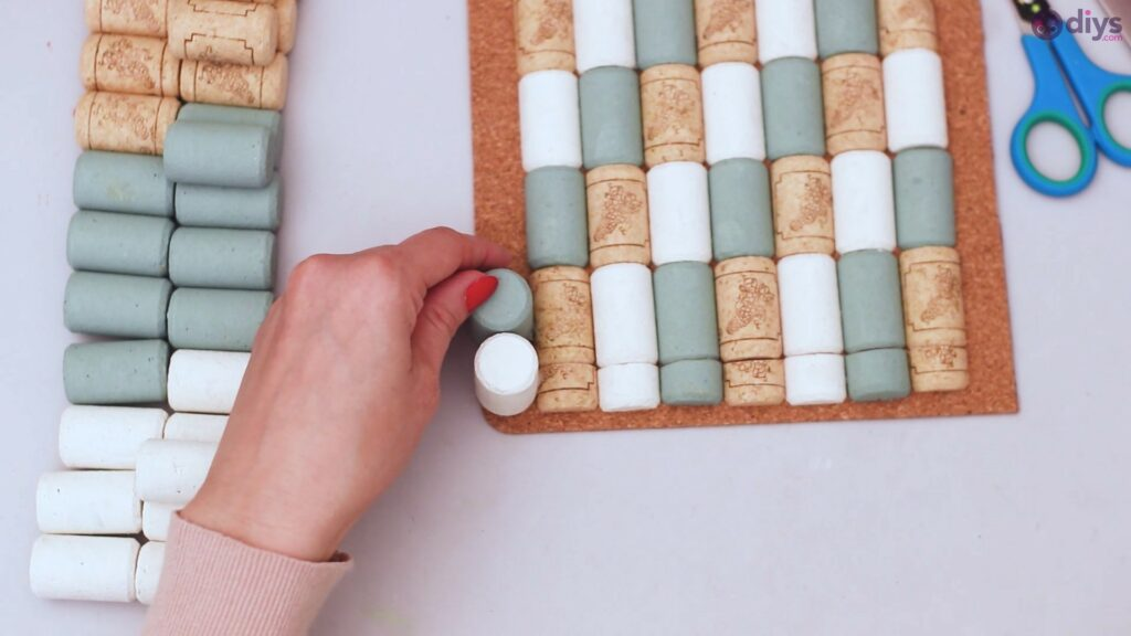 Porte-serviettes en liège vin (37)