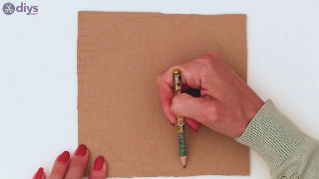 Étapes de guirlande de fleurs en papier (1)