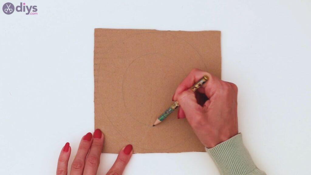 Étapes de guirlande de fleurs en papier (2)