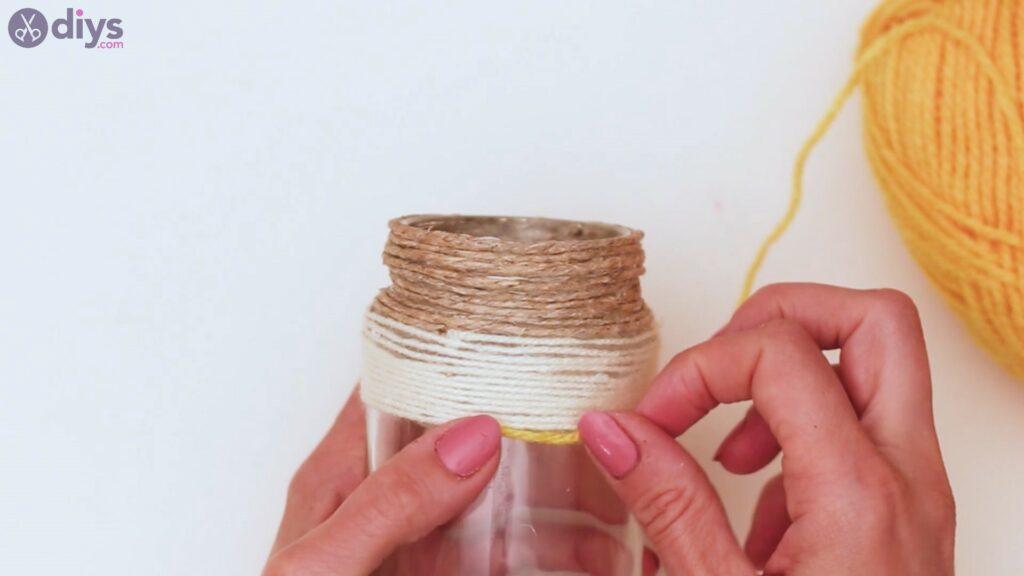 Marches de vase enveloppées de corde (20)