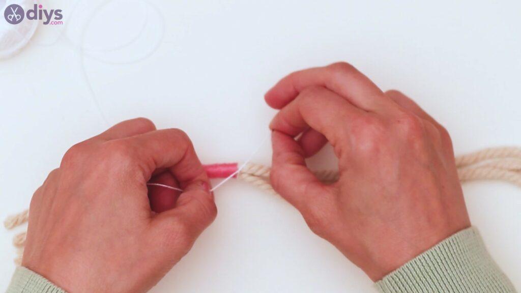 Marches porte-clés textile (13)