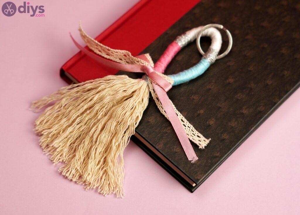 Photos de porte-clés textile (4)