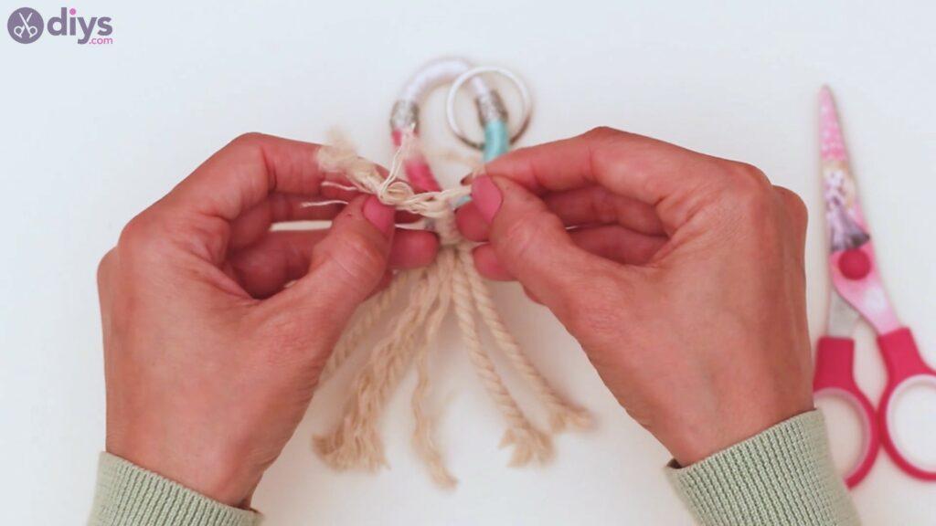 Marches porte-clés textile (34)