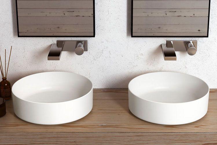 Mélangeur de lavabo encastrable