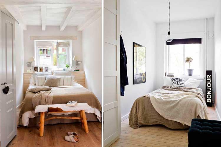 Comment placer le lit sous la fenêtre