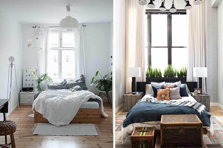 Comment placer le lit sous la fenêtre Comment placer le lit sous la fenêtre